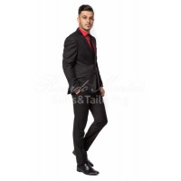 Costum barbati slim-fit bernardo
