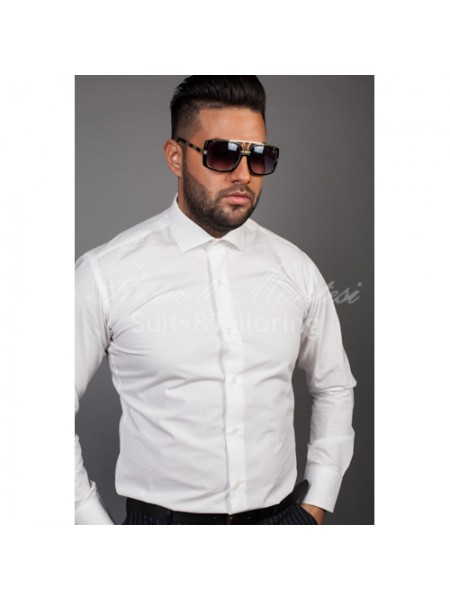 Camasa barbateasca  business slim fit