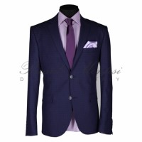 Costum business  in carouri, Navy Slim