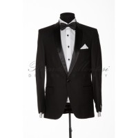 Costum Ceremonie Model Smoking BLACK-TIE