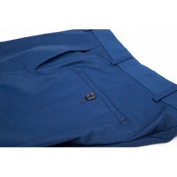 Pantaloni stofa business, office, blue parlament