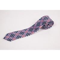 Cravata carouri slim