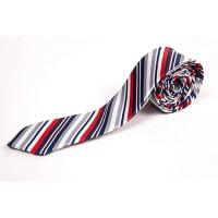 Cravata slim business casual