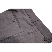 Pantaloni Stofa culoare gri business office