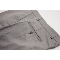 Pantaloni stofa business office gri antracit